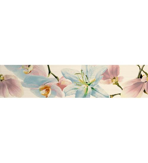 (1503-0042) Белла бордюр серый 6*20