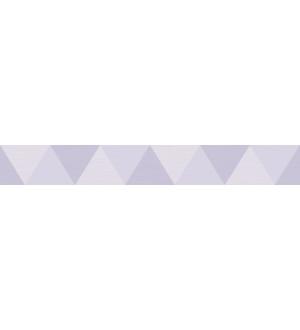 Geometrica Gris BW0GEO05 Бордюр 67х500