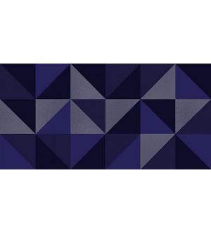 Декор STELLA  Geometrico  blu 31.5*63